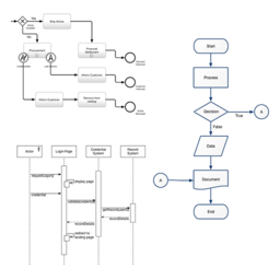 Ultimate Business Flow Diagrams