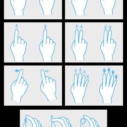 iOS Gestures