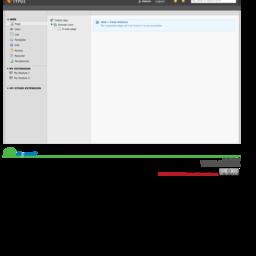 TYPO3 4.7 BE GUI