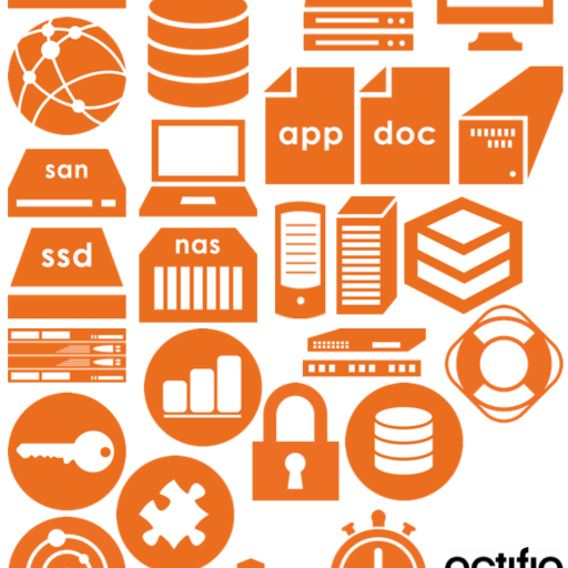 Actifio Icon Set 2013