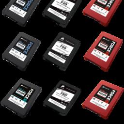 Corsair SSDs
