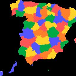 Spain Provinces