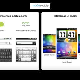 HTC Sense UI