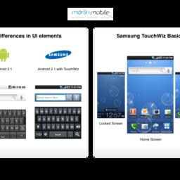 Samsung TouchWiz UI