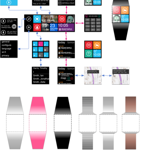 Microsoft Smart Watch