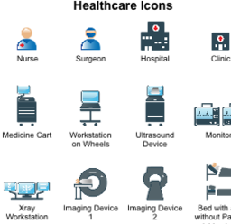 Cisco CVD 2014 Healthcare Icons