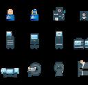 Cisco CVD 2014 Healthcare Icons