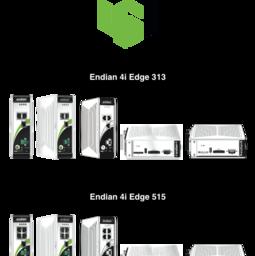 Endian - 4i Edge 313 / 4i Edge 515