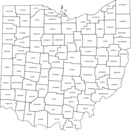 Ohio Counties