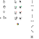 Cursors Collection