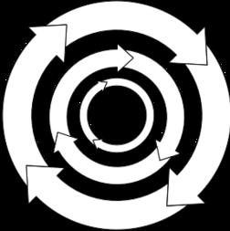 Circle Flow Arrows