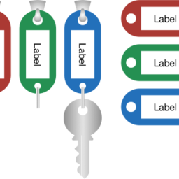 Key Label