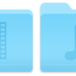 Folders - Apple Icons 2015