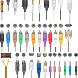 Connectors & Jacks