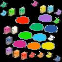 Multi colored systems