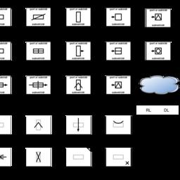 Formal Network Symbols