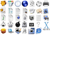 Apple Icons (Large)