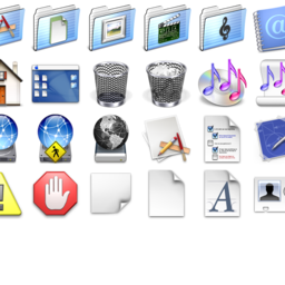 Apple Icons 2 (Large)
