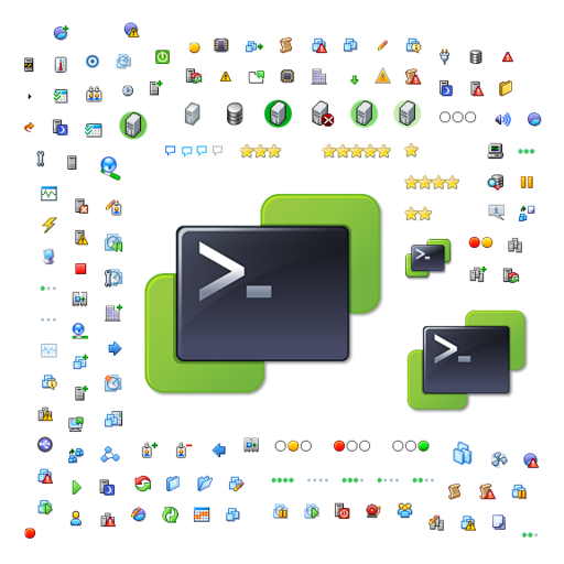 Vmware Interface Icons