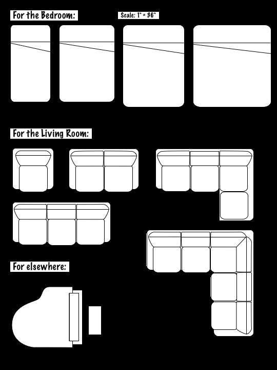 Floorplans furniture graffletopia for Floor plan furniture store