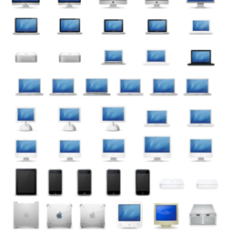 Apple Hardware Elements 2010
