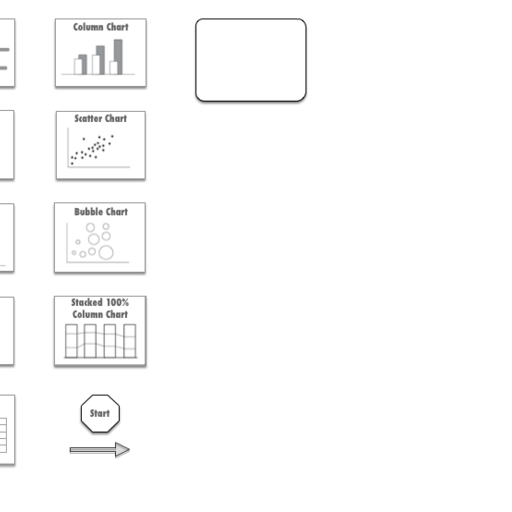 Charts for storyboarding v1.2