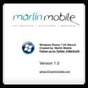 Microsoft Windows Phone 7 wireframe stencil for Omnigraffle