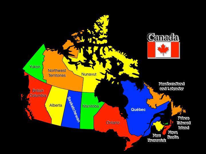 Canadian Map Graffletopia