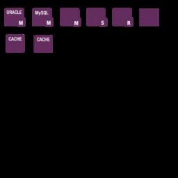AWS Database Icons