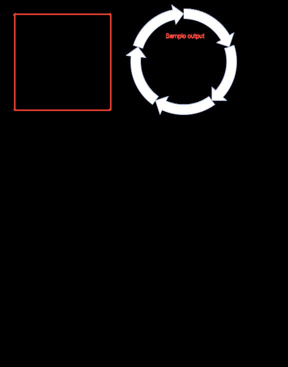 Custom Circle of Arrows   Graffletopia