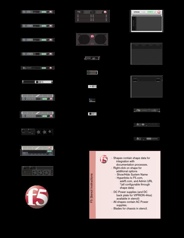 stencil visio f5 - photo #4