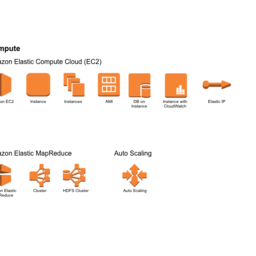 AWS Simple Icons: Compute