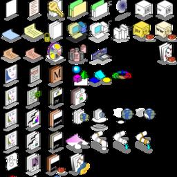 SGI icons