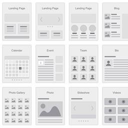 Website Flowcharts